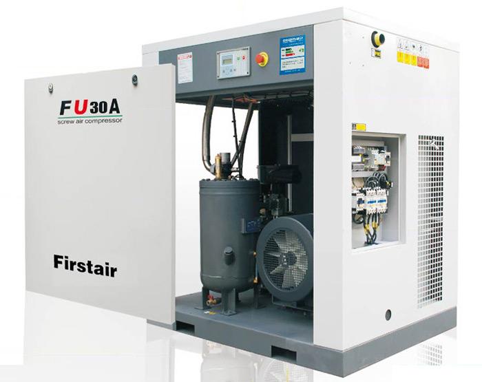 FU系列螺杆空压机-皮带传动式