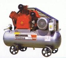 W系列无油风冷往复空压机