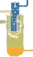 复盛空压机油气分离器