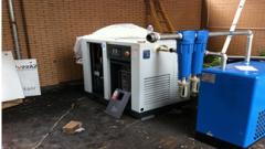 纺织化纤行业广泛使用复盛空压机