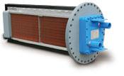 大容量低压降冷却器