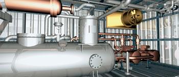 压缩空气生产设备的集装箱式配置方案