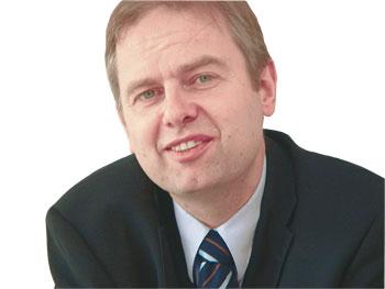 Wolf Dietrich Meier-Scheuven先生,Boge公司负责人