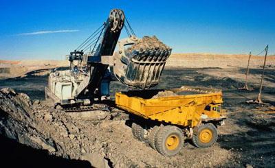 采矿行业应用