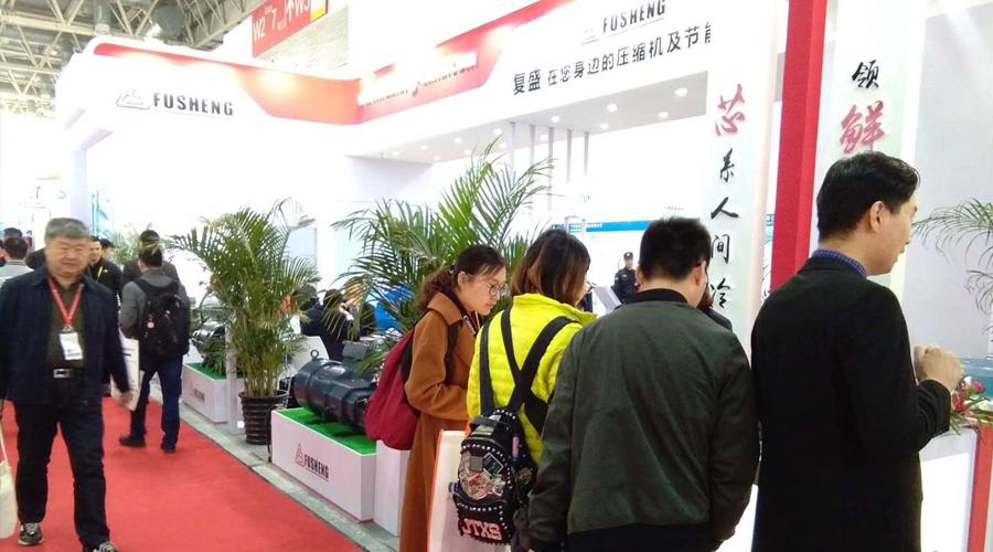 行业盛会,复盛精彩亮相中国制冷展
